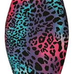 Estampado stretch animal print