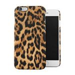Leopard fur pattern apple