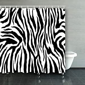 cortinas animal print