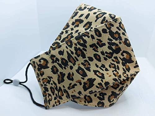 mascarillas animal print